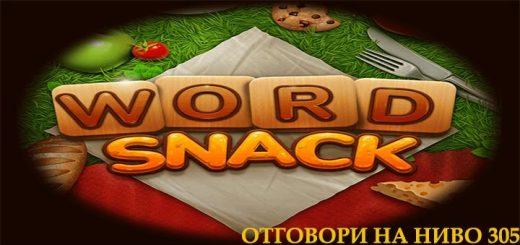 word,snack,305,nivo,otgovori